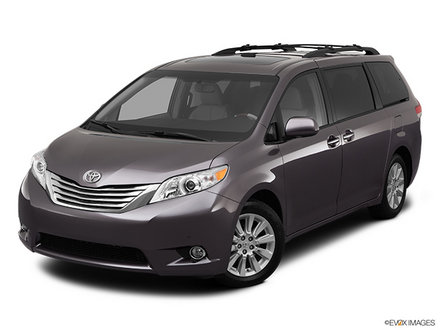 Buy Toyota Sienna New Car