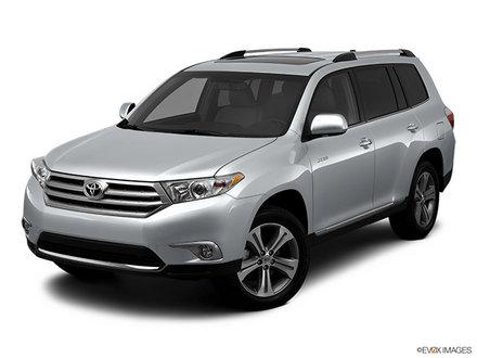 Buy Toyota Highlander New Car