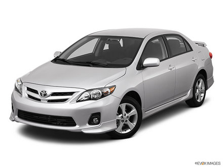 Buy Toyota Corolla New Car