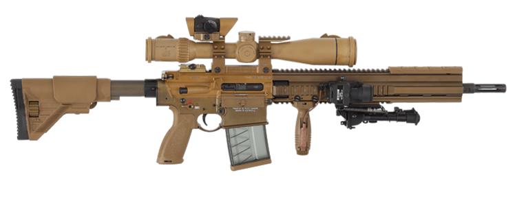 G28 Precision Rifles