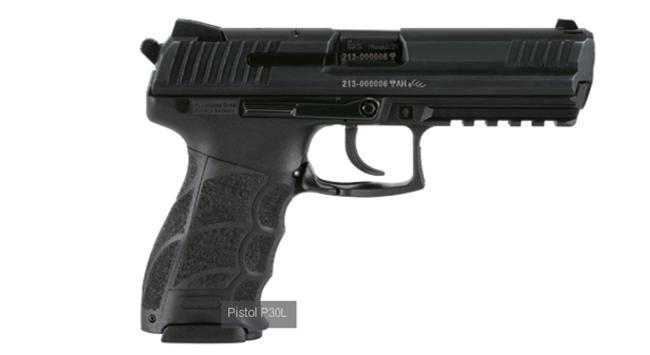 USP Pistol Range