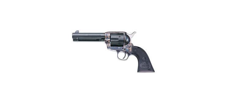 Stampede Blue Revolver