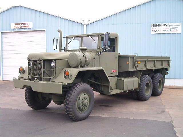 Buy M39/M809 series 5 ton 6x6 truck