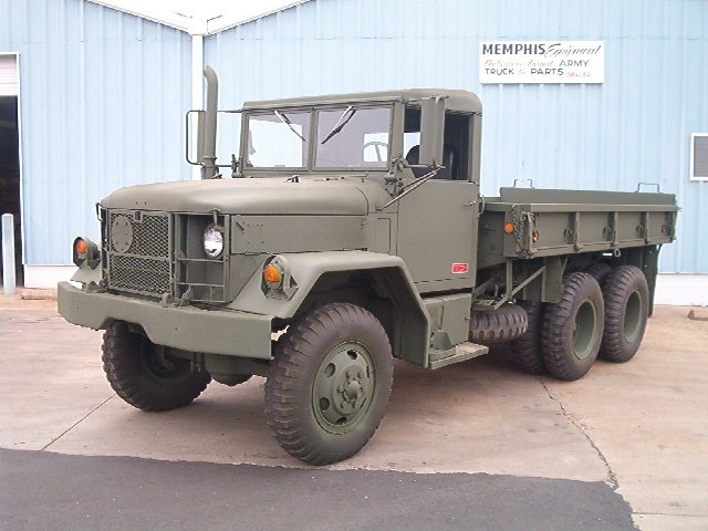 Buy M34/M44 series 2 1/2 ton 6x6 truck