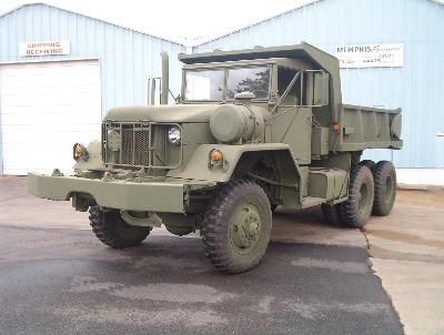 Buy M51/M817/M929 5 ton 6x6 dump trucks