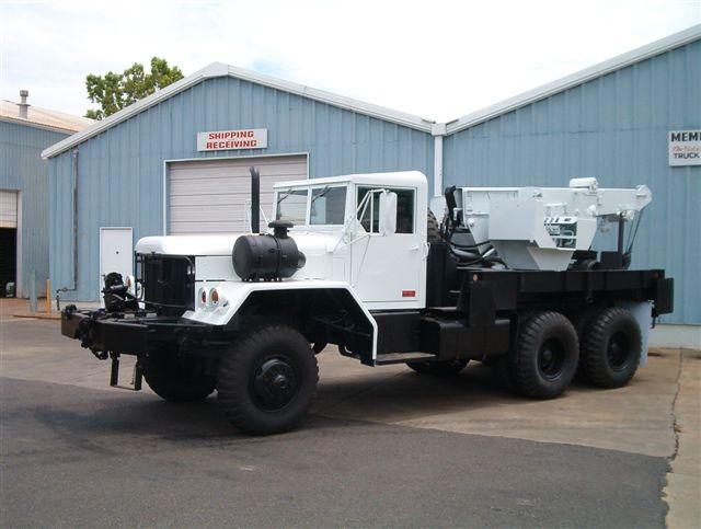 Buy M543/M816/M936 5 ton 6x6 wrecker trucks