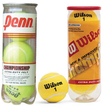 Buy Competition Tennis Balls