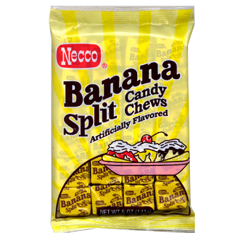 Buy Banana Splits Candy Chews