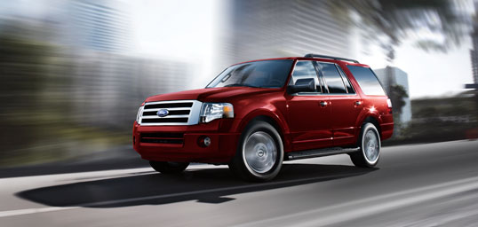 Buy Ford Expedition New Car