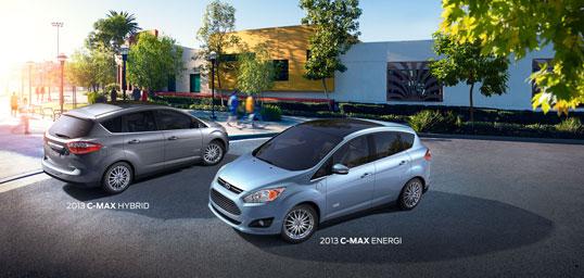 Buy Ford C-MAX New Car