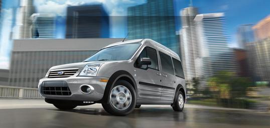 Buy Ford Transit Connect Van