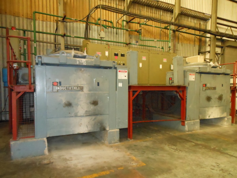 Buy Induction melting furnaces