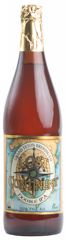 Buy Lost Continent Double IPA