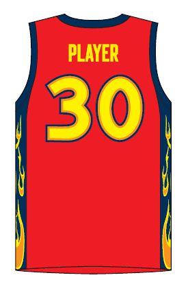 Buy Jump shot basketball uniform