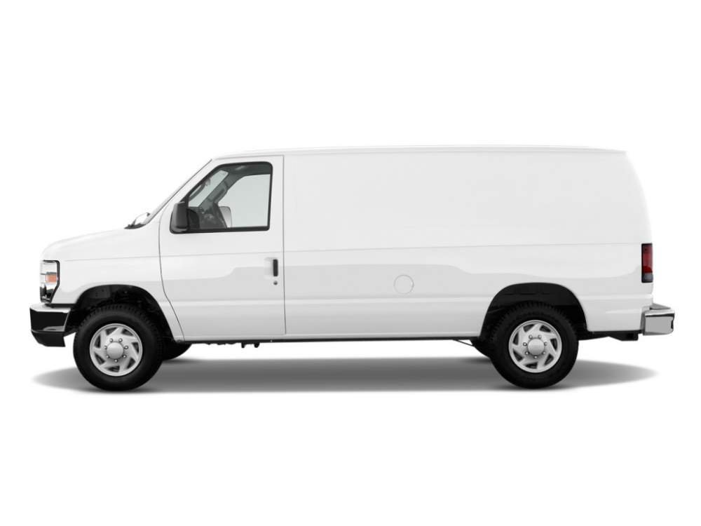 Buy 2011 Ford Econoline Cargo Van E-150 Commercial