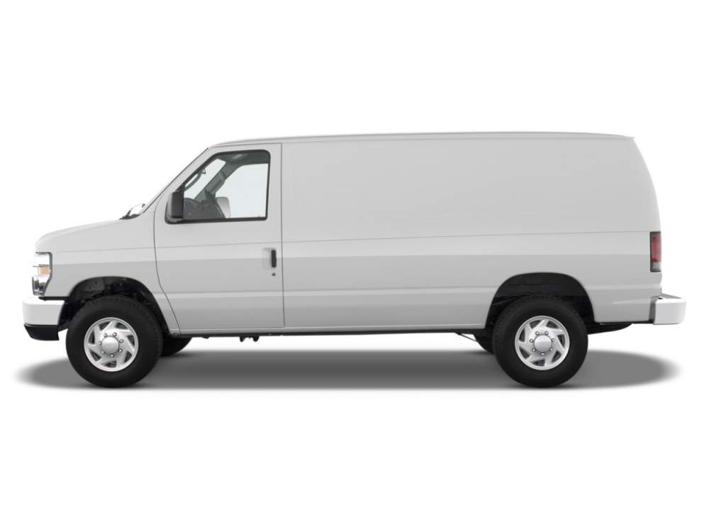 Buy 2011 Ford Econoline Cargo Van E-250 Commercial