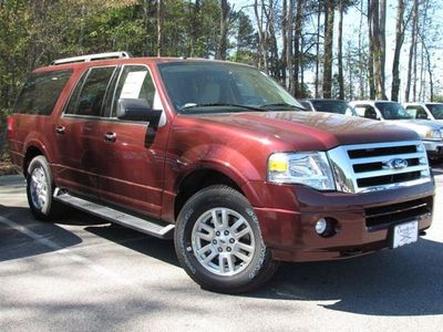 Buy 2011 Ford Expedition EL 4WD SUV
