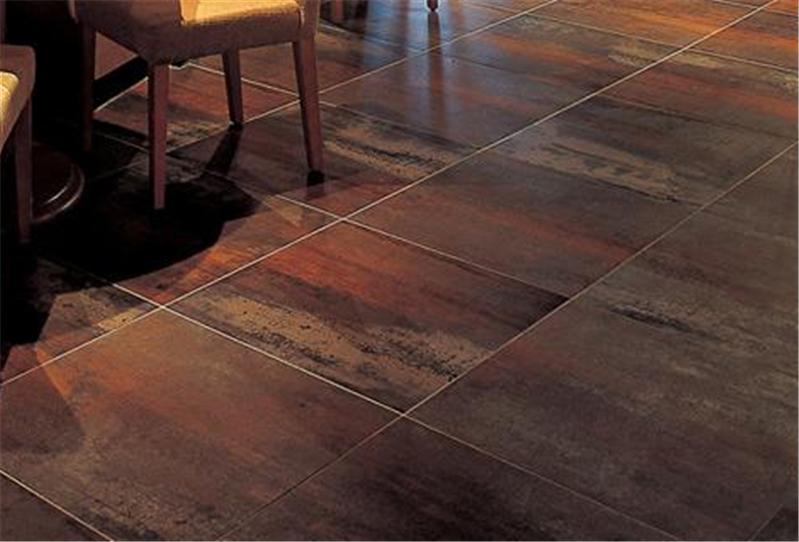 Tuco Series Distressed Metal Look Tiles