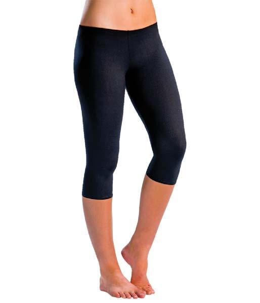Buy Gym Low Rise Capri Pants (Gymnastics)