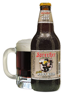 Lo-Cal Root Beer Soda