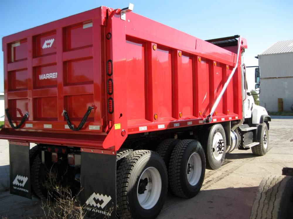 Buy Warren F/FL651 Series Dump Bodies