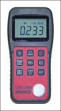 Buy UTG-2800 Ultrasonic Thickness Gages