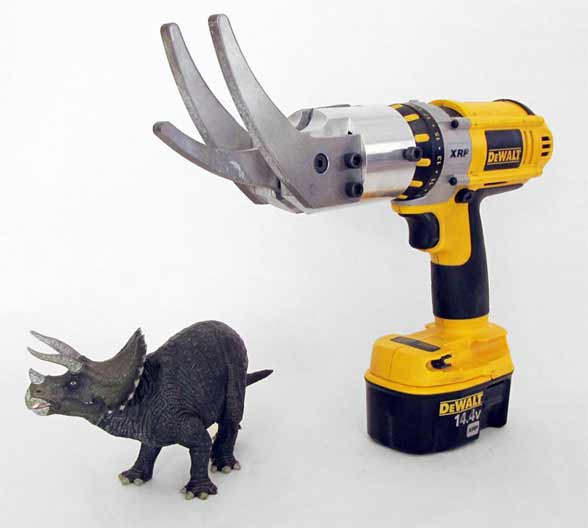 Buy Triceratops Cordless Slate Cutter