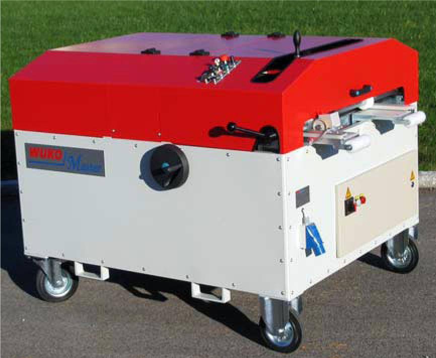 Buy Wuko Master Panel Machine W0420