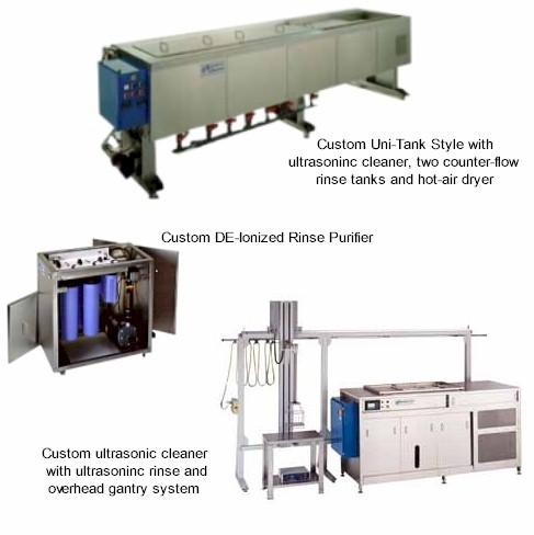Buy Custom Ultrasonic Cleaning Systems