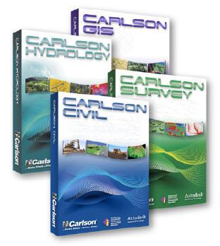 Buy Carlson Civil Suite 2012 Software