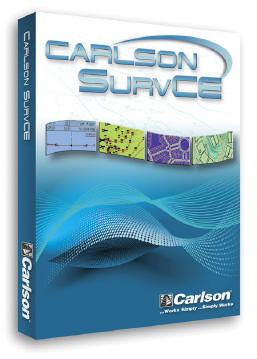Buy Carlson SurvCE 2012 Software