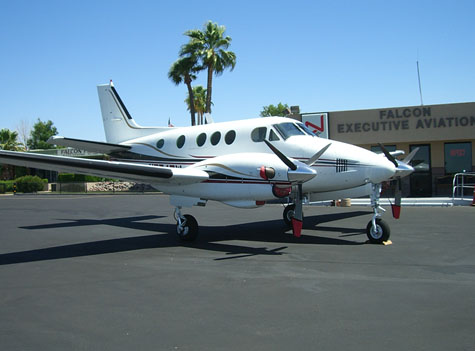 Buy 1978 Beech King Air C90