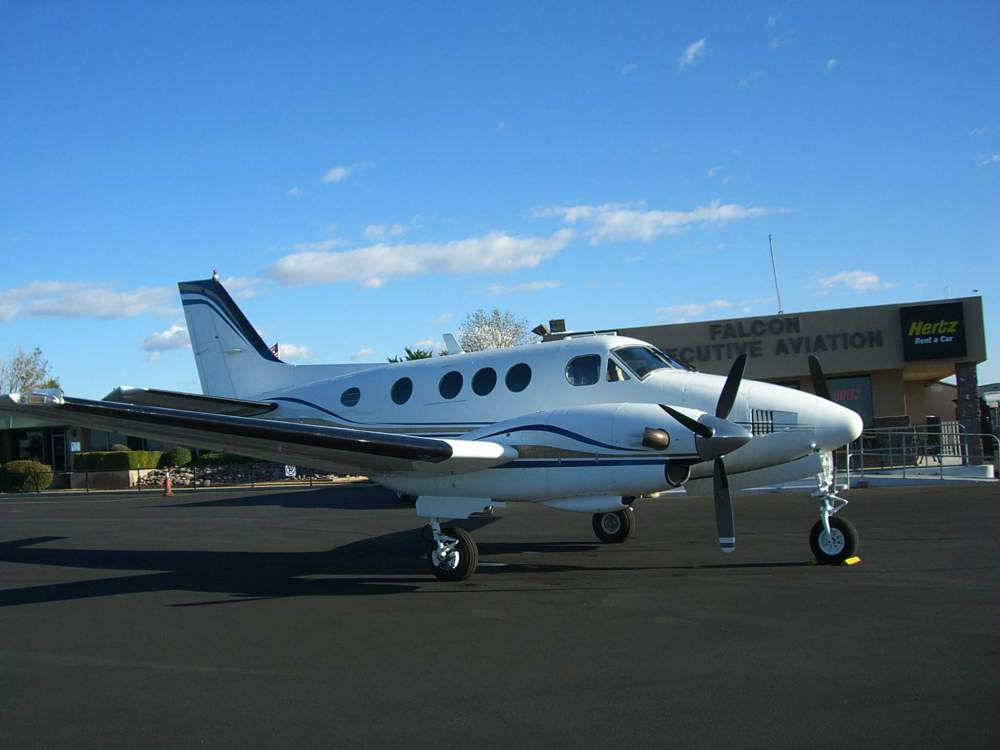 Buy 1973 Beech King Air E90