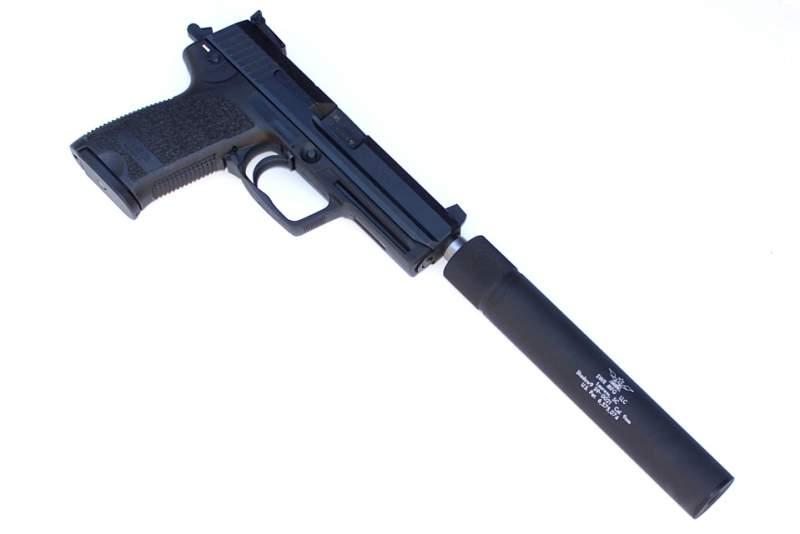 Buy SWR Shadow9 9mm Suppressor