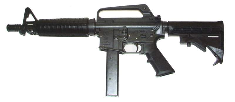 Buy Colt 9mm Submachine Gun RO635 - Full Auto