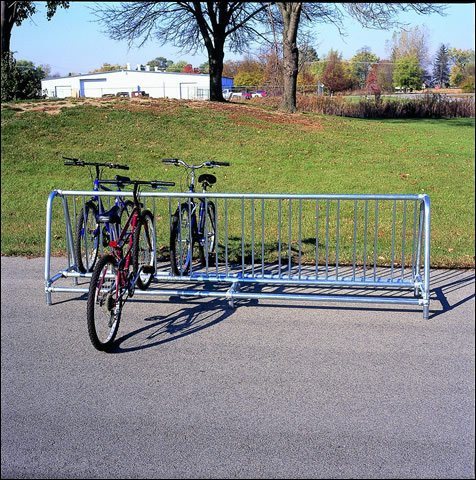 Buy Traditional Double-Sided Bike Rack