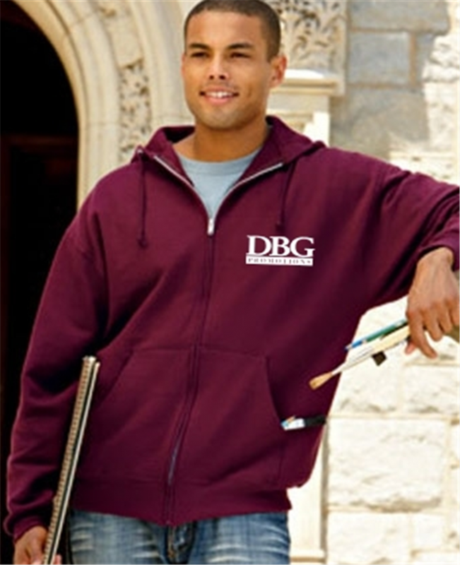Buy Hooded Full-Zip Sweatshirt