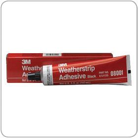 Buy Adhesive auto wheather strip Yellow 5 oz 08001