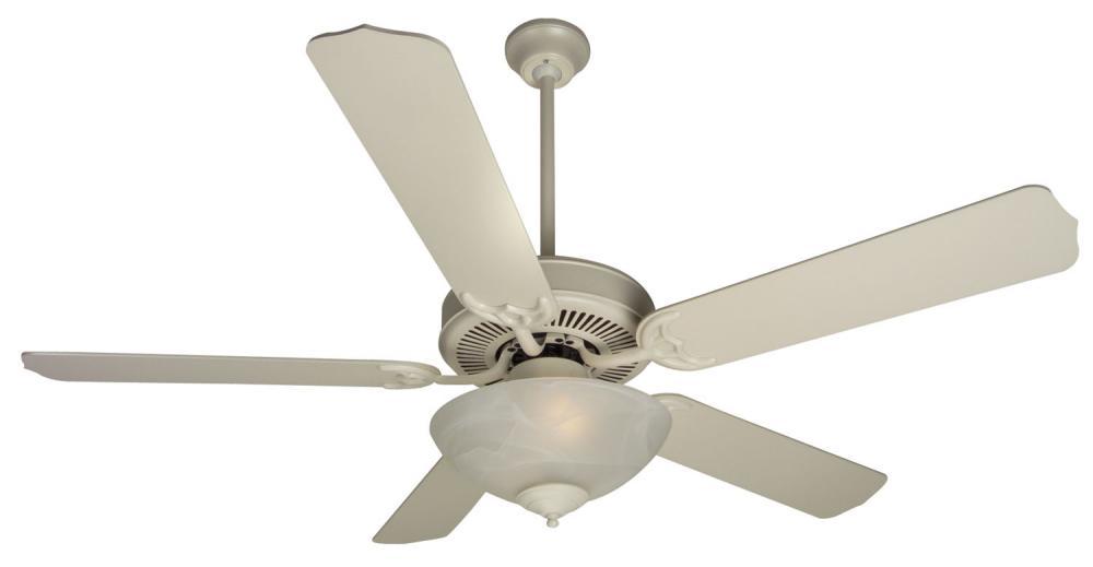 Buy Two Light White Ceiling Fan