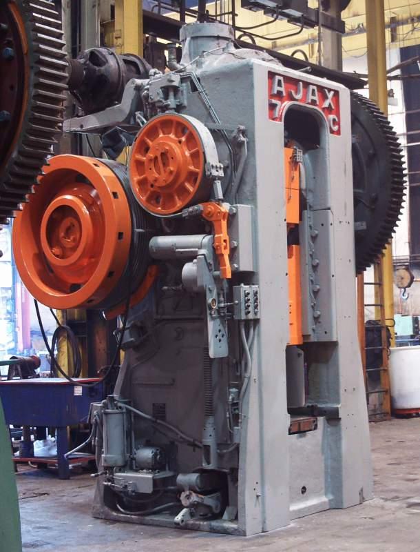 Buy 700T Ajax Gear Driven Forging Press (P231)