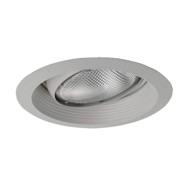 Buy White Directional Recessed Light