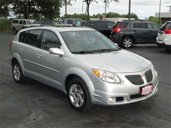 Buy 2005 Pontiac Vibe 4dr HB AWD Vehicle