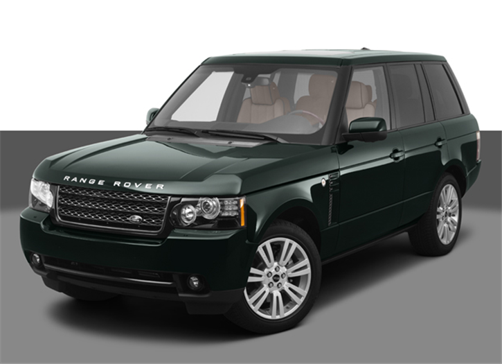 Buy 2012 Land Rover Range Rover Supercharged SUV