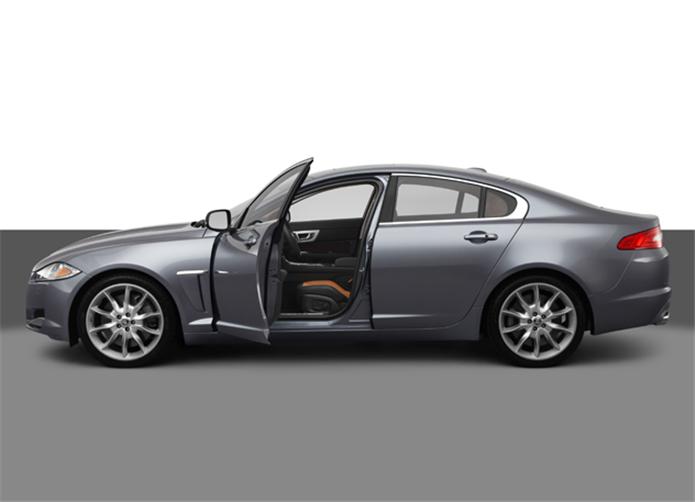 Buy 2012 Jaguar XF Supercharged Vehicle