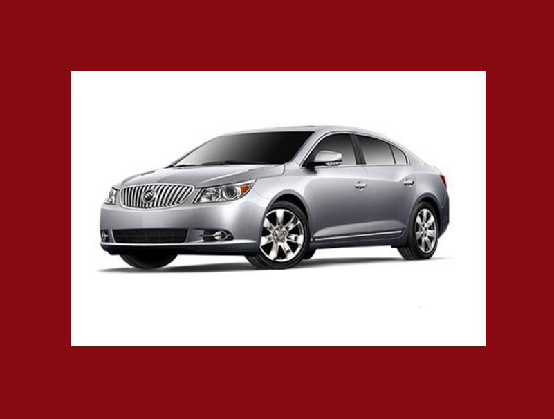 Buy 2013 Buick LaCrosse FWD Leather Vehicle