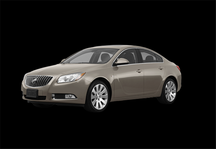 Buy 2011 Buick Regal CXL Turbo TO7 Vehicle