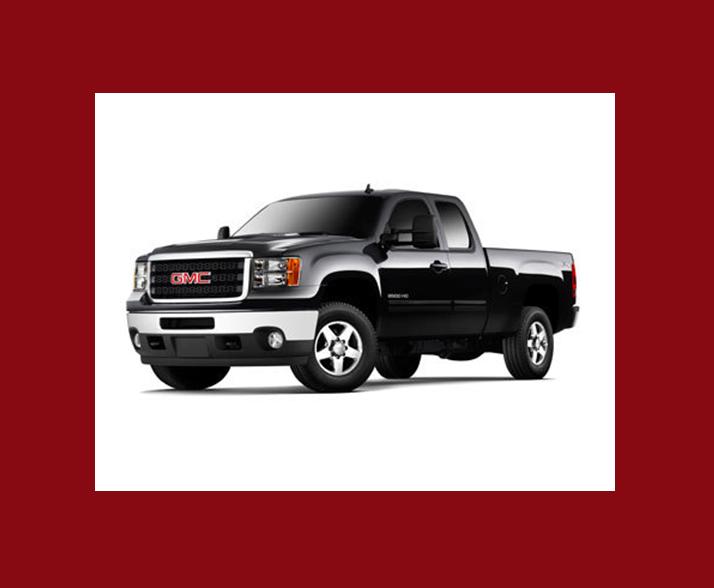 Buy 2013 GMC Sierra 2500HD Extended Cab Standard Box 4-Wheel Drive SLE Truck