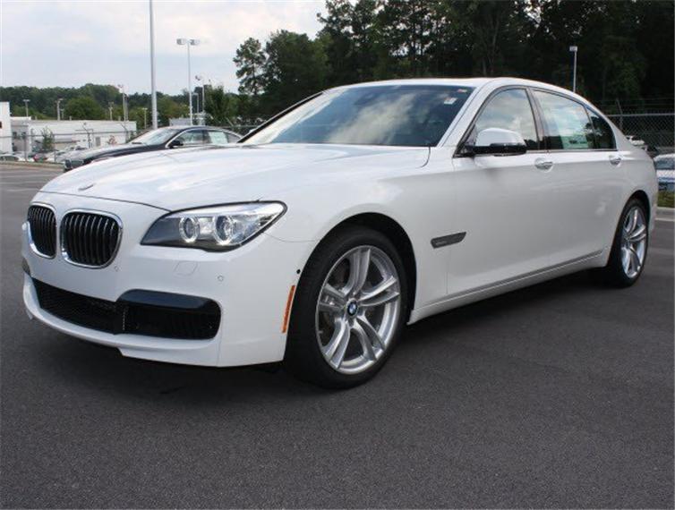 Buy 2013 BMW 740Li Vehicle