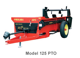 Buy Pequea Manure Spreaders