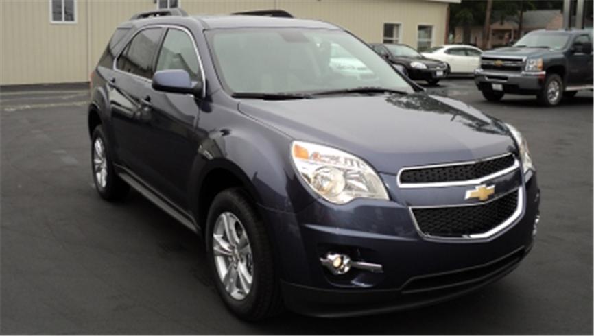 Buy 2012 Chevrolet Equinox SUV
